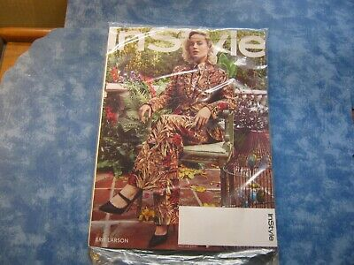 INSTYLE MAGAZINE March 2019 BRIE LARSON New