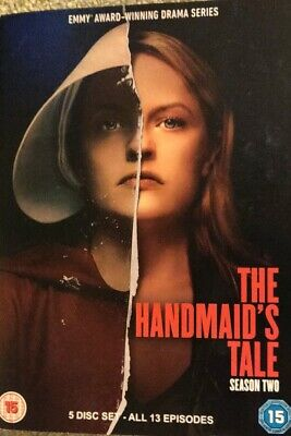 The Handmaids Tale Season 2 [DVD] UK VERSION