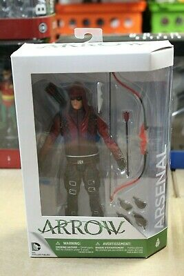 DC Collectibles DC Comics Arrow ARSENAL Figure sculpted by Erick Sosa