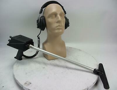 Goldak UDSEC Model 600 Portable Power Cable Locator w Stereo Headphones