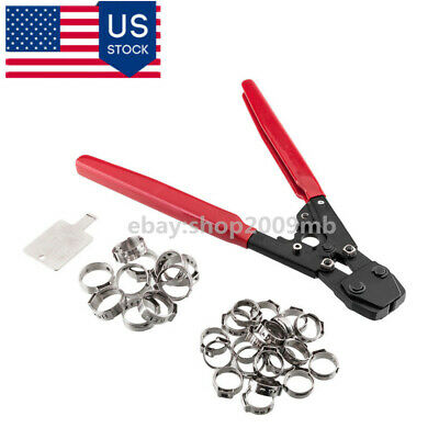 Pipe Fitting Tool Pex Clamping Tools Connecting PEX Pipe Cinch Crimping+Clamp