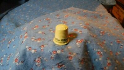 Colector Thimble  Frontline Millinery Co., Inc.  N. Y. C.  Everything for Millin