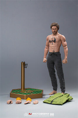 Soosootoys 1/6 SST-008 Iron fist Danny Rand suit HOT FIGURE TOYS
