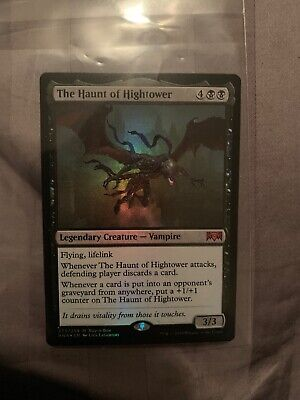 Magic: the Gathering MTG RAVNICA THE HAUNT OF HIGHTOWER BUY A BOX FOIL PROMO