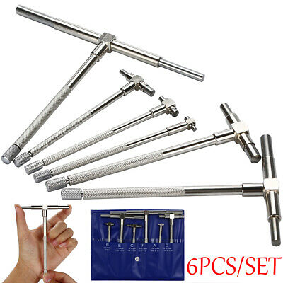 machinists hand tool tools inside bore snap gauges TELESCOPIC GAUGE SET