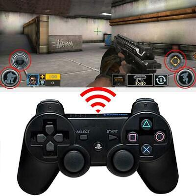 For PS3 Wireless Bluetooth Vibration Remote Game Controller Gamepad Joystick