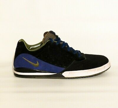 44d23087addb7 Nike SB Zoom Tre A.D. McFly Shoes Purple Black Suede Size 11.5 Classic 2008  Gems