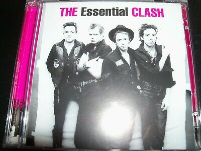 The Clash Essential The Best Of Greatest Hits (Australia) 2 CD - Like New