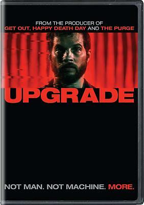 NEW!!! Upgrade (DVD, 2018) Slipcover Included!!