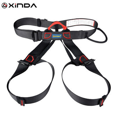 Rock Climbing Harness Strap Tool Roof Construction Safety Harness Sit Adjustable