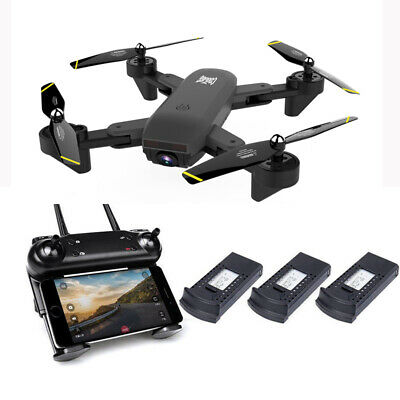 Cooligg S169 Quadcopter Drone 2MP 720P HD Selfie Camera WiFi FPV Foldable Arm