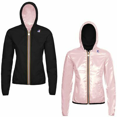 1f2d039397 GIACCA DONNA K-WAY Lily Thermo Plus Double Pink / Violet 218 - EUR ...