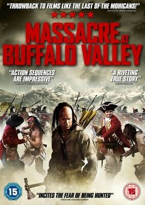 Massacre At Buffalo Valley (Dvd) (New) (Action) (Free Post)