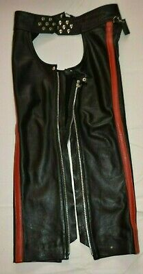 Leather Chaps - Leather