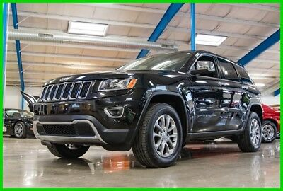 2015 Jeep Grand Cherokee 4WD 4dr Limited 2015 4WD 4dr Limited Used 3.6L V6 24V Automatic 4WD SUV LCD