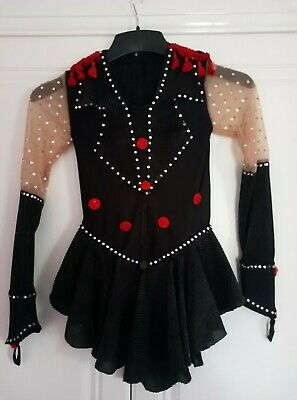 Ice Skating Roller Skating Top/Costume