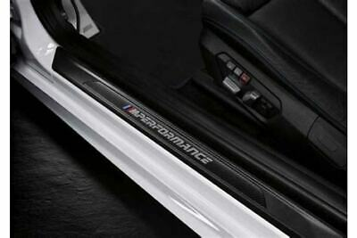 Genuine BMW M Performance Carbon Door Sill Covers F21/22/23/87 M2 51472457829