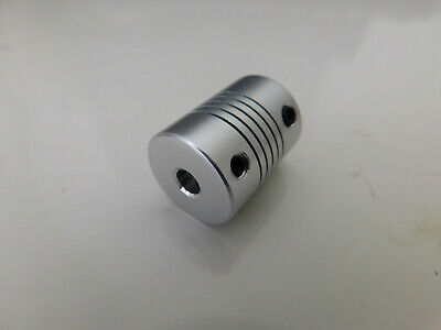 Flexible Motor Coupling 5mm to 8mm Bore