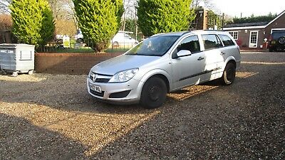2007 57 Plate Vauxhall Astra Life Estate Cdti 1.7 Diesel 6 Speed 1 Owner