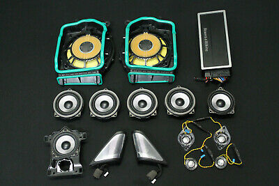 Remarkable Bmw 7 G11 Bowers Wilkins B W System Full Set Wiring Amplifier Wiring Digital Resources Funapmognl