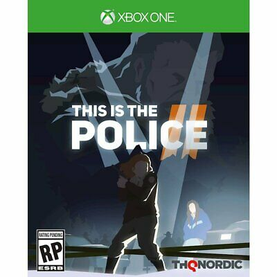 This Is the Police 2 For Xbox One - Generic Plastic Case - 811994021533 - VG