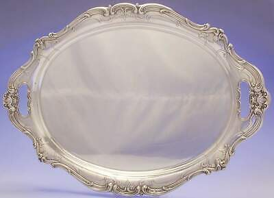 Gorham CHANTILLY DUCHESS STERLING Waiter Tray 5545167