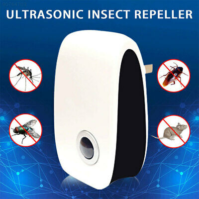 F269 New Non-toxic Electronic Ultrasonic Control Pest Insect Repeller Repellent