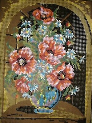 Creative World  Cross Stitch Printed Tapestry Canvas Florentine Collection