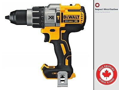 DEWALT DCD796 20V MAX XR Lithium Ion Brushless 3-Mode Hammer Drill [Baretool]
