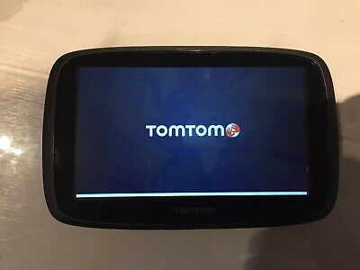 TomTom go 500 Sat Nav With UK And European Maps
