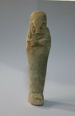 SHABTISHOP - GENUINE Ancient Egyptian Ushabti, Late Period (664 - 332 BC)