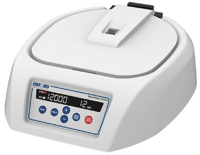 NEW Oxford Lab Products BenchMate CH24V Hematocrit Centrifuge