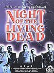 George Romero Night of the Living Dead DVD 1997 REGION FREE Worldwide Use
