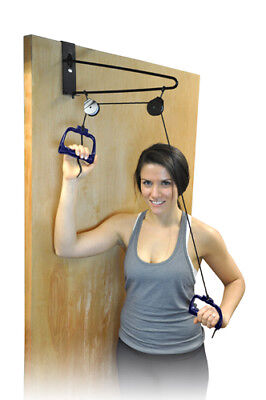 Blue Jay Overdoor Pulley Exerciser Move Those Shoulders - BJ175110 Free Shipping