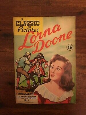 A Classic In Pictures : Lorna Doone