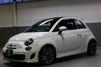 2014 Fiat 500  2014 FIAT 500C GQ EDITION CONVERTIBLE, 5-SPEED MANUAL, LOADED!!!