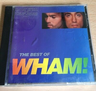 Wham! : The Best of Wham! CD (2004) CD Greatest Hits