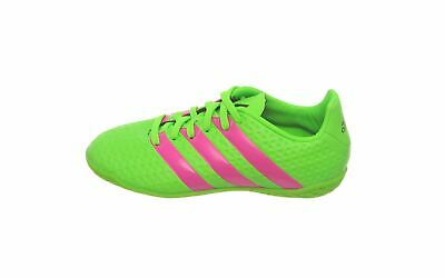 ADIDAS ACE 16.4 IN J Boys Indoor Soccer Trainer Shoes