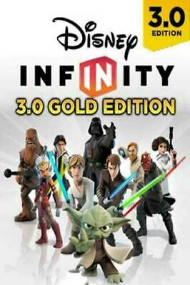 Disney Infinity 3.0 Gold Edition Global Free PC KEY