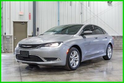 2016 Chrysler 200 Series Limited 2016 Limited Used 2.4L I4 16V Automatic FWD Sedan Premium