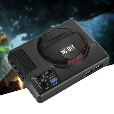 For MD MEGAPI CASE Raspberry 16-BIT Pi Video Games Box Console Video Game Player
