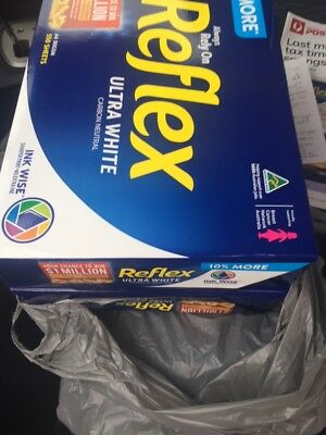 Reflex Ultra White A4 Paper 550 sheets
