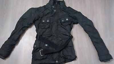 Men's Superdry Limited Black Rare Jacket Size Small (See Description) RRP:£200