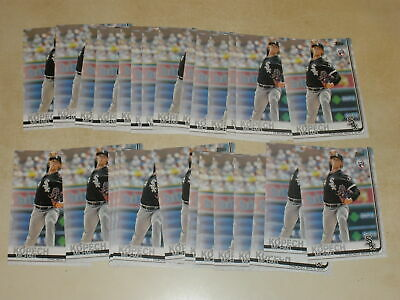 Lot Of (27) Michael Kopech 2019 Topps Series 1 Rookie Rc #49 Chicago White Sox