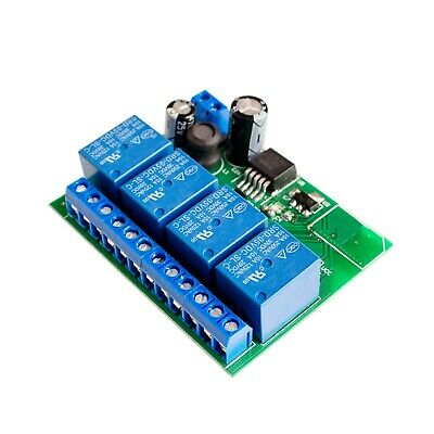 4 Channel Relay Module Bluetooth 4.0 BLE for Apple Android Phone IOT Door Entry