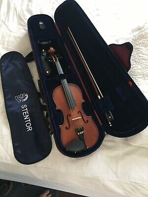 Stentor Student Violin 1/4 Size Set - Excellent Condition 🎻