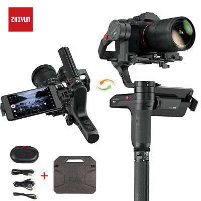 CA STOCK-Zhiyun WeeBill LAB 3-Axis Handheld Gimbal Stabilizer 3KG Payload