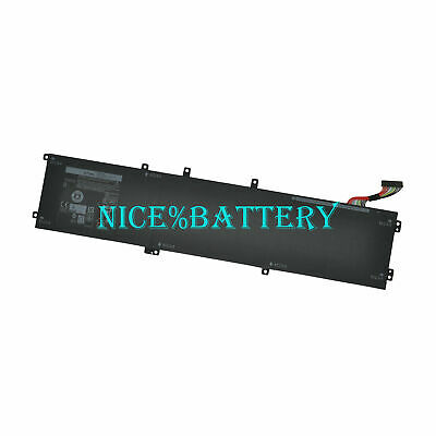 New 6GTPY Battery For Dell Precision 5510 XPS 15 9550 9560 5XJ28 11.4V 97Wh
