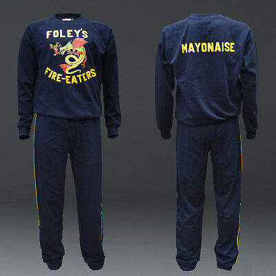 AN OFFICER AND A GENLEMAN Screen Accurate MAYONAISE Navy Track Suit Richard Gere