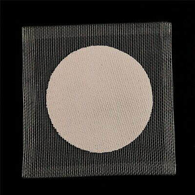 High Quality Ceramic Centre Metal Mesh Wire Lab Gauze (for Bunsen Burner) New UK